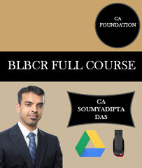 CA Foundation Business Laws and Correspondence Reporting Full Course By CA Soumyadipta Das - Zeroinfy
