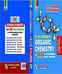 IIT JEE Organic Chemistry Text Book For 2nd Year By O P Tandon and A K Virmani - Zeroinfy