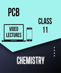 Class XI CBSE Chemistry (PCB) Full Course By Study At Home - Zeroinfy