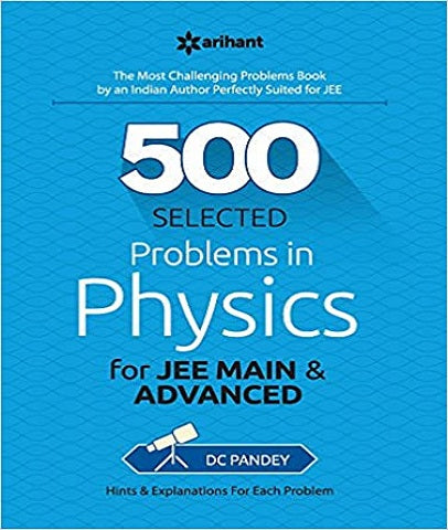 IIT JEE Main and Advanced Physics Problem Book By D C Pandey - Zeroinfy