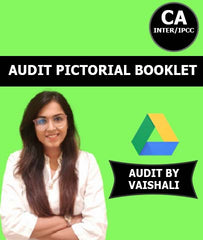 CA Inter / IPCC Pictorial Booklet Audit By Prof Vaishali Chaudhary - Zeroinfy