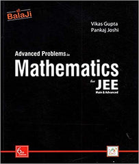 IIT JEE Main and Advanced Problems in Mathematics by  Vikas Gupta and Pankaj Joshi - Zeroinfy