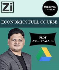 Maharashtra Board Class XI Economics Full Course Video Lectures By Prof Atul Tawade - Zeroinfy