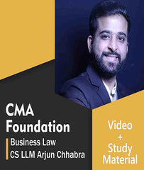 CMA Foundation Fundamentals Of Business Law, Ethics Full Course By CS LLM Arjun Chhabra - Zeroinfy