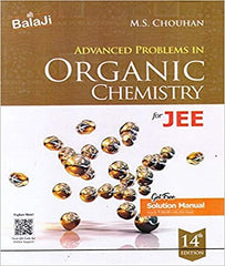 IIT JEE Advanced Problems in Organic Chemistry By M S Chouhan - Zeroinfy