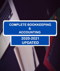 Complete Accounting Full Course for Students & Professional By LetsTute