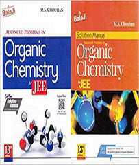 Adv Probs in Organic Chem for IIT JEE with Solutions 13th Edition (2019-2020) Session by M S Chouhan - Zeroinfy