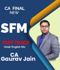 CA Final Strategic Financial Management Fast Track Videos By Gaurav Jain (New) - Zeroinfy