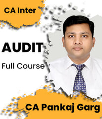 CA Inter Audit Full Course By Pankaj Garg - Zeroinfy