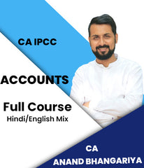 CA IPCC Accounting Full Course By Anand Bhangariya (Old) - Zeroinfy