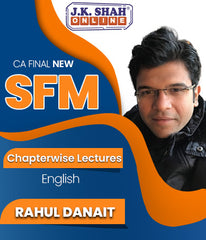 CA Final Strategic Financial Management (SFM) Chapterwise Lectures By J.K.Shah Classes - Prof Rahul Danait - Zeroinfy