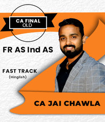 CA Final FR AS Ind AS Only Crash Course By Jai Chawla (Old) - Zeroinfy