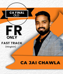 CA Final FR Only (Without AS Ind AS) Crash Course By Jai Chawla (Old) - Zeroinfy
