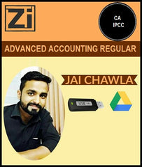 CA IPCC Advanced Accounting Regular Course By Jai Chawla - Zeroinfy