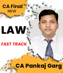 CA Final Law Fast Track Course by CA Pankaj Garg (New) - Zeroinfy