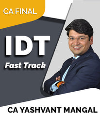 CA Final Indirect Tax Fast Track By Yashvant Mangal - Zeroinfy