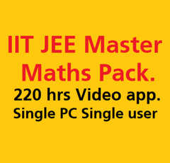IIT JEE Maths Video Lectures Pack By Er. Narendra Patidar - Zeroinfy