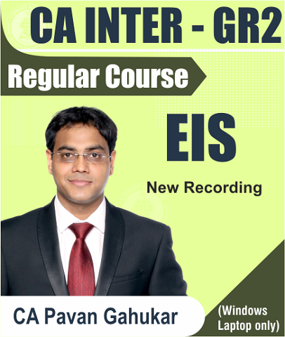 CA Inter EIS Full Course By Pavan Gahukar - Zeroinfy