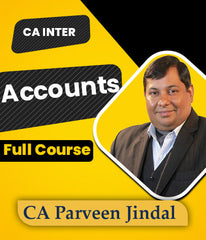 CA Inter Accounts Full Course By CA Parveen Jindal (New) - Zeroinfy