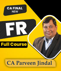 CA Final New Financial Reporting Full Course By CA Parveen Jindal - Zeroinfy