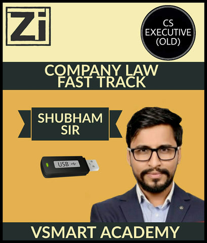 CS Executive (Old Syllabus) Company Law Fast Track Full Syllabus By Shubham