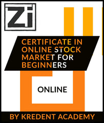 Certification in Online Stock Market for Beginners - Zeroinfy