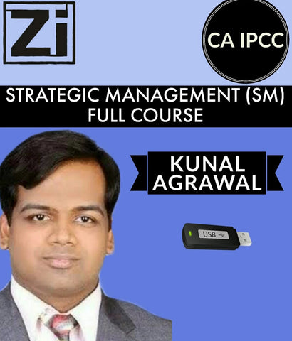 Ca Ipcc Strategic Management (Sm) Full Course Videos By Kunal Agrawal - Itsm