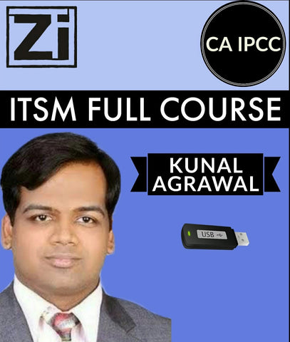 Ca Ipcc Itsm Full Course Video Lectures By Kunal Agrawal - Itsm