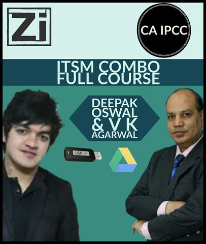 Ca Ipcc Itsm Combo Full Course Videos By Vinod Kr. Agarwal And Deepak Oswal - Itsm
