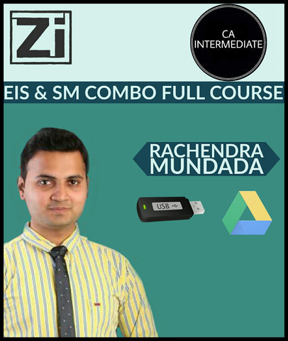 CA Intermediate EIS And SM Combo Course Videos By Rachendra Mundada - Zeroinfy