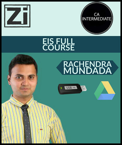 CA Intermediate Enterprise Information System (EIS) Full Course Videos By Rachendra Mundada - Zeroinfy