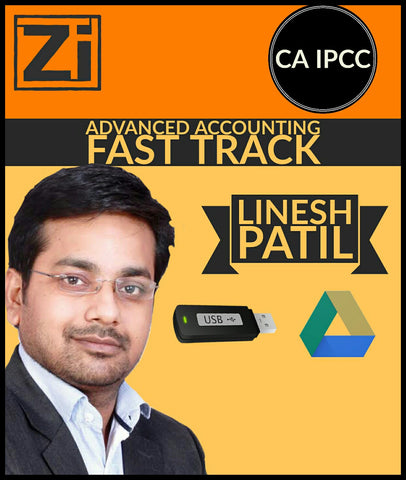 CA Intermediate Advanced Accounting Full Course Video Lectures By Linesh Patil - Zeroinfy