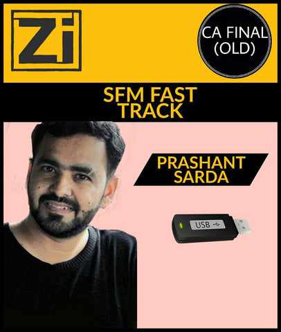 CA Final (Old) Strategic Financial Management (SFM) Fast Track Video Lectures By Prashant Sarda - zeroinfy