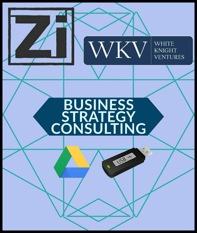 Business Strategy Consulting By White Knight Ventures - Zeroinfy