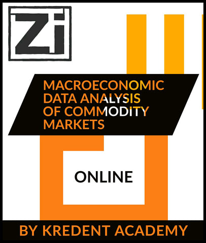 Macroeconomic Data Analysis Of Commodity Markets By Kredent Academy - Zeroinfy