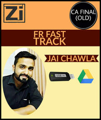 CA Final Financial Reporting Crash Full Course By Jai Chawla (Old) - Zeroinfy
