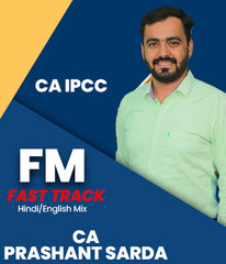 CA IPCC Financial Management (FM) Fast Track Video Lectures By Prashant Sarda - Zeroinfy