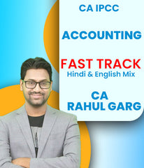 CA IPCC Accounting Fast Track Course Video Lectures By CA Rahul Garg (Old) - Zeroinfy