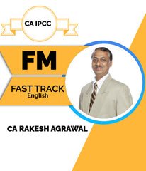 CA IPCC Financial Management (FM) Fast Track Video Lectures By Rakesh Agrawal - Zeroinfy