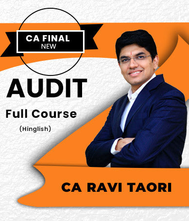 CA Final Audit Full Course By CA Ravi Taori (New) - Zeroinfy