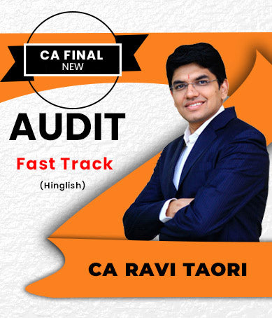 CA Final New Audit Super 25 Fast Track Course By CA Ravi Taori - Zeroinfy
