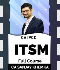 CA IPCC ITSM Full Course Video Lectures By Sanjay Khemka - Zeroinfy