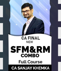 CA Final SFM and Risk Management Full Course Video Lectures By Sanjay Khemka (New) - Zeroinfy