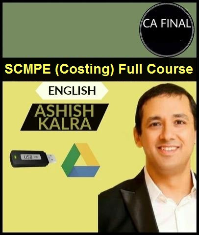 CA Final Strategic Cost Management Full Course in English By Ashish Kalra