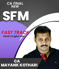 CA Final Strategic Financial Management Fast Track By Mayank Kothari (New) - Zeroinfy