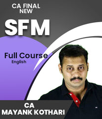 CA Final SFM Full Course In English By Mayank Kothari (New) - Zeroinfy