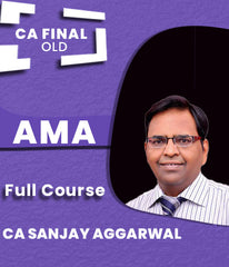 CA Final Costing and QT Full Course by CA Sanjay Aggarwal (AMA) Old Syllabus - Zeroinfy