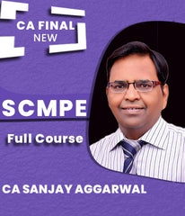 CA Final New Costing (SCMPE) Full Course Video Lectures By CA Sanjay Aggarwal - Zeroinfy