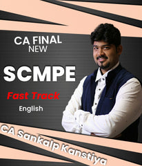 CA Final Costing Fast Track By Sankalp Kanstiya In English (SCMPE) - Zeroinfy