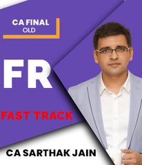 CA Final Financial Reporting Faster By Sarthak Jain (Old) - Zeroinfy